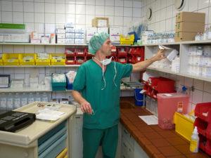 Anästhesietechnischer Assistent (w/m) (ATA)