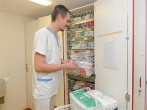 Gesundheits- und Krankenpflegehelfer